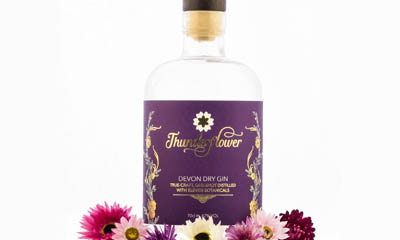 Win a Bottle of Thunderflower Gin