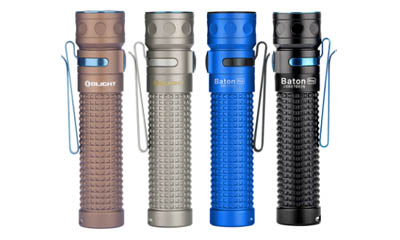 Free Torches from Olight UK