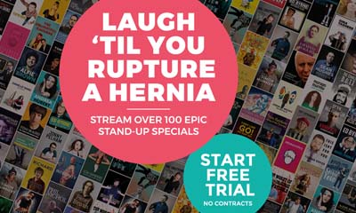 Free 7-Day Trial of NextUp Comedy