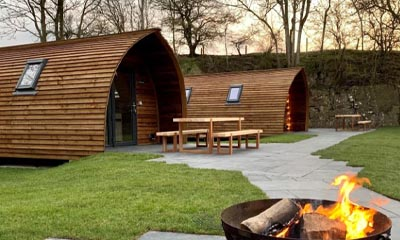 Win a Two Night Glamping Holiday in Yorkshire!