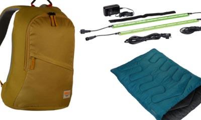 Win a Vango camping prize bundle