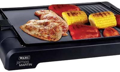Win a Wahl James Martin Table-Top Grill
