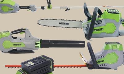 Win a Warrior Garden Tools Bundle
