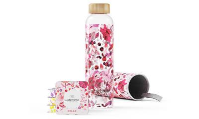 Free Glass Water Bottle