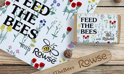 Free Wildflower Seeds from Rowse Honey