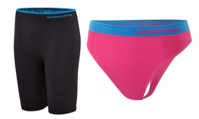 Free Womens Running Underwear