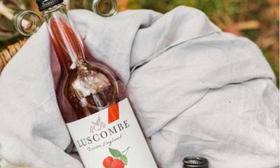 Win a year's supply of Luscombe drinks