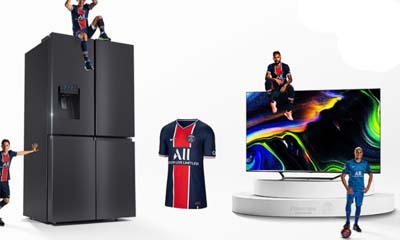 Win 1 of 5 Hisense TV's or Refrigerators