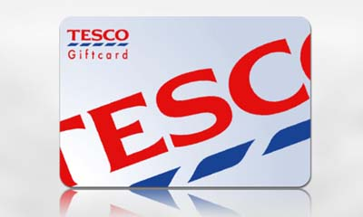 £150 Tesco Gift Card Giveaway