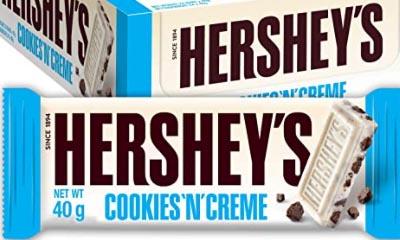 48% off Hershey Bars