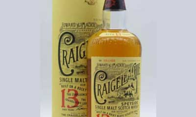 Win Craigellachie 13 Years Old Whisky