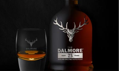 Win Dalmore Whisky
