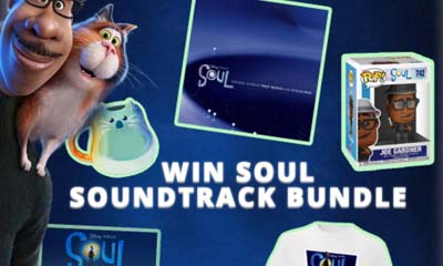 Win a Disney Pixar 'Soul' Bundle