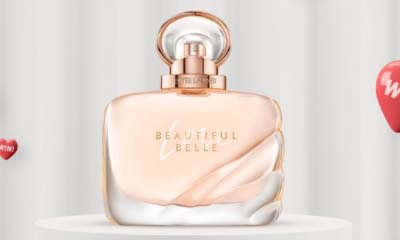 Free Estee Lauder Beautiful Belle Perfume