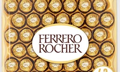 £10 for Ferrero Rocher