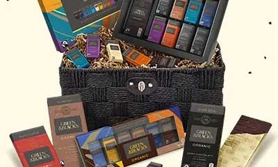 Free Green & Black's Lovers Hamper