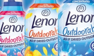 Free Lenor Outdoorable Fabric Softener