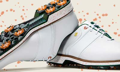 Free Limited Edition Peach Cobbler Golf Shoes