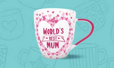 Free Mother's Day Gift Mugs