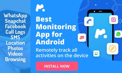 mSpy Parental Control Phone Monitoring App