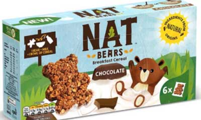 Free Nestle Nat Bears Cereal