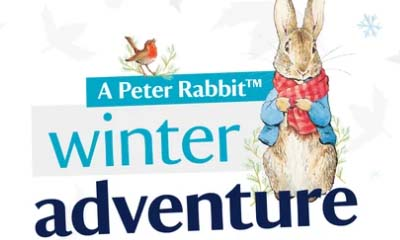 Free Peter Rabbit Winter Activity pack