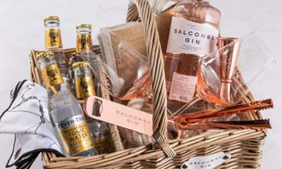 Win a Rose Gin Hamper