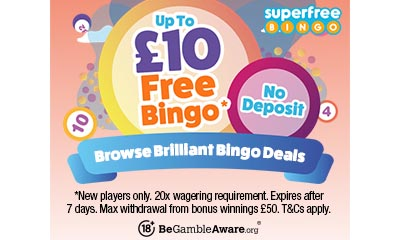 Super Free Bingo