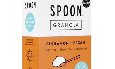 Free Spoon Granola Cereal