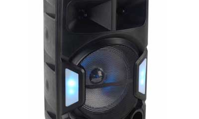 Free Tailgate Bluetooth LED Speaker