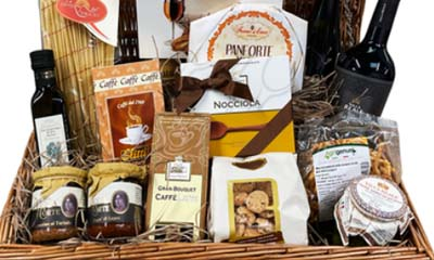Win a Taste of Tuscany Hamper