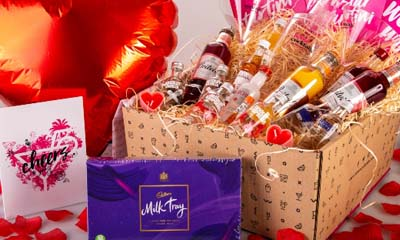 Win a Valentine's Cocktail Hamper