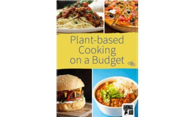 Free Vegan cookbook
