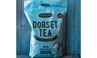 Win a year supply of Dorset Tea